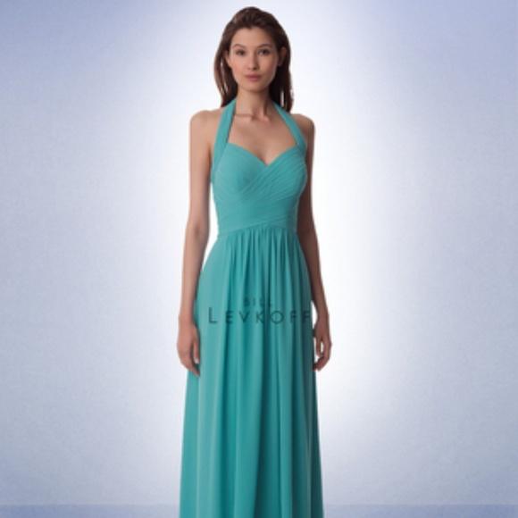 b2e3a993565d Bill Levkoff Dresses | Bridesmaid Dress 990 Pewter Size 8 | Poshmark